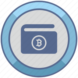 bitcoin, money, pay, payment, value, wallet icon