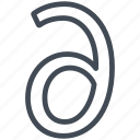 delta, math, mathematics, sign