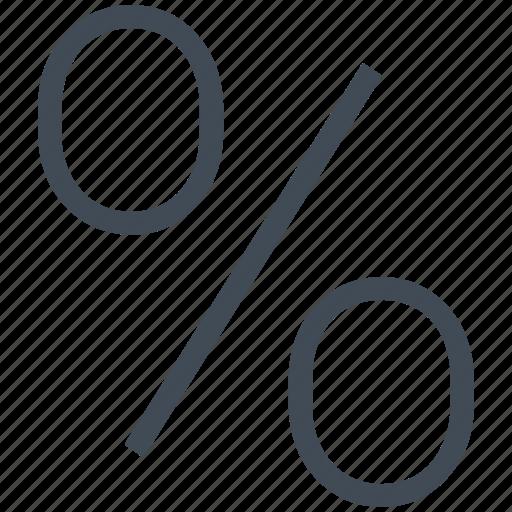 mathematics, maths, percent, promotion icon