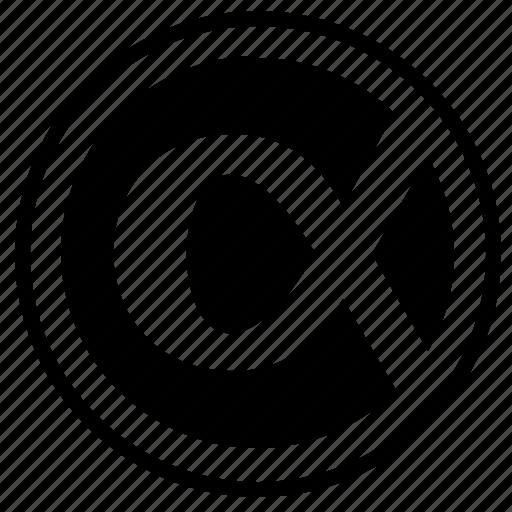 a, alfa, alphabet, letter, math, round, value icon
