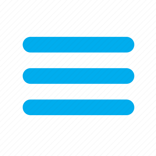 bars, horizontal, maths, sleeping lines icon