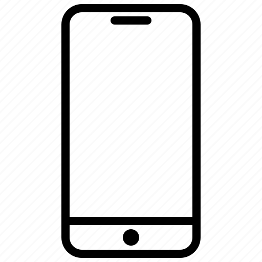 contact, device, mobile, phone, smartphone icon