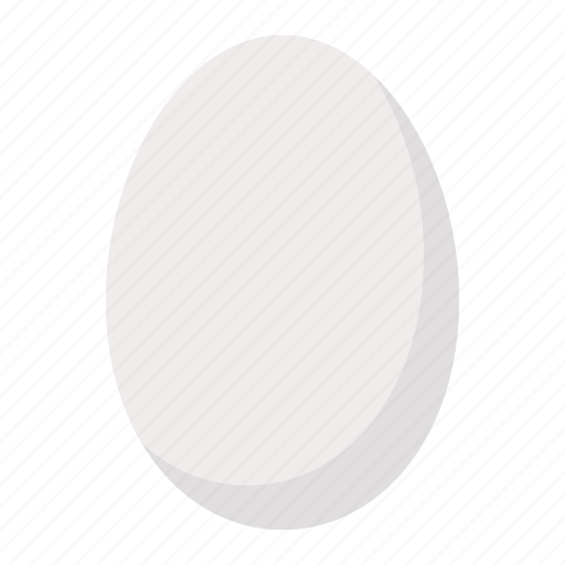 dairy product, egg, food, protein icon