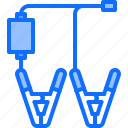 battery, car, electricity, mechanic, service, terminal, transport icon