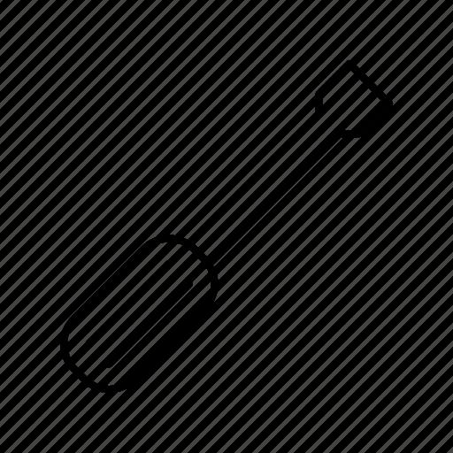car, garage, mechanican, repair, screwdriver, workshop icon