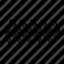 gear, geometry, worm icon