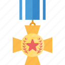 bravery symbol, cross medal, german medal, military award, nazi award, soldier award icon