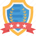 achievement, award, military badge, police badge, sheriff reward icon