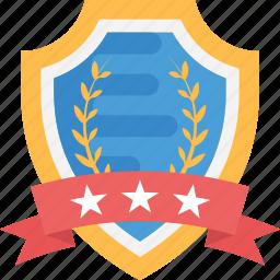 achievement, award, military badge, police badge, sheriff reward icon