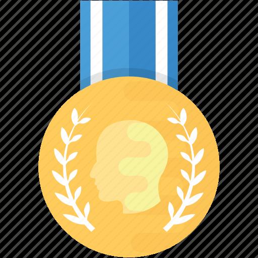 antique reward, army badge, emblem, honor symbol, military medal icon