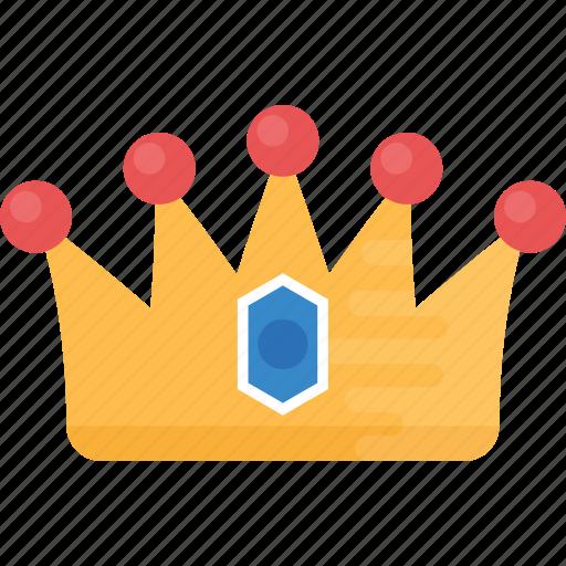 crown, headwear, king crown, nobility, royal crown icon