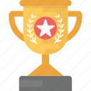 award, prize, trophy, trophy cup, winner icon