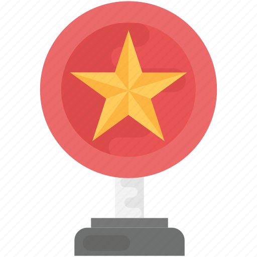 achievement award, star award, success symbol, victory sign, winner shield icon