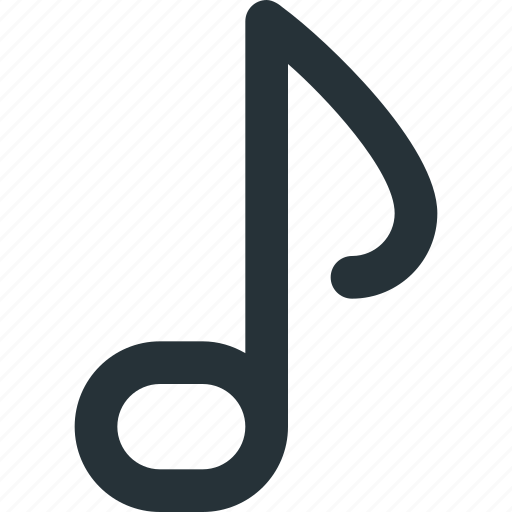 media, music, note, play, songs icon