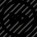 controls, fast forward, forward, next, playback fast forward, upcoming icon