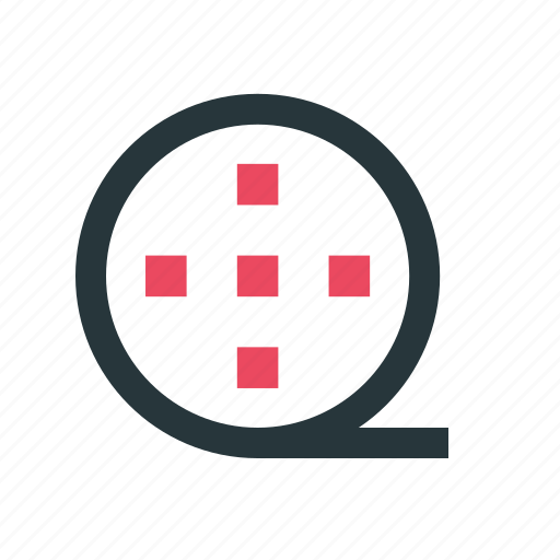 business, cinema, media, movie, network, news, video icon