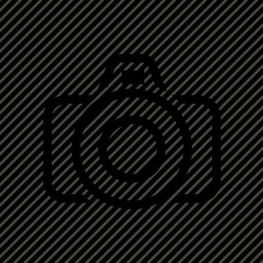 camera, media, photo, photography icon