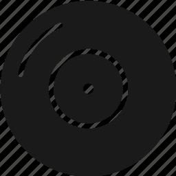 audio, music, song, vinyl, volume icon