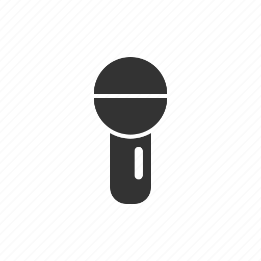 device, electronic, media, microphone, multimedia icon