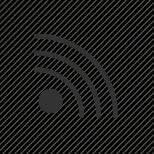 device, electronic, media, multimedia, wifi, wireless icon