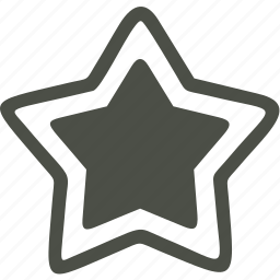 favorite, prize, star, winner icon