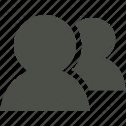 account, avatar, man, user icon