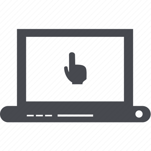 desktop, device, display, monitor icon
