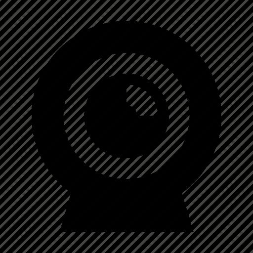 electronics, hardware, media, multimedia, webcam icon