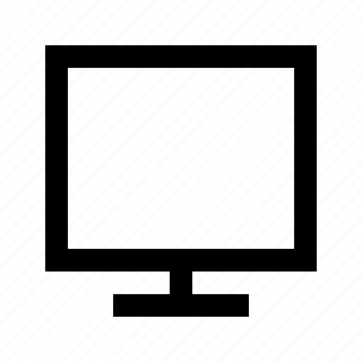 display, electronics, hardware, media, multimedia icon