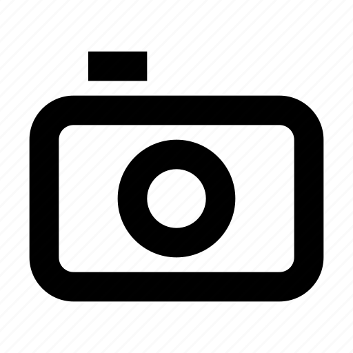 camera, electronics, hardware, media, multimedia, picture icon