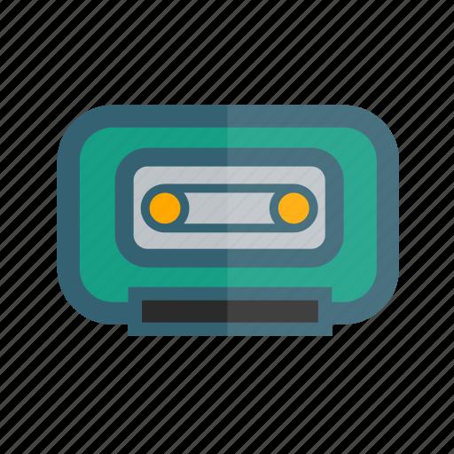 audio, casette, media, stereo icon
