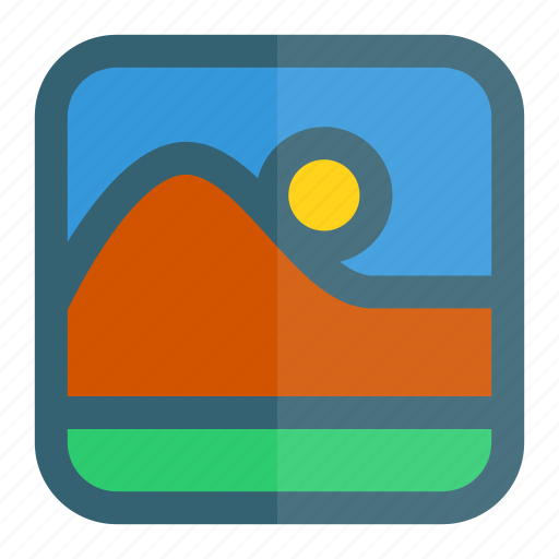 Image, media, photo, picture icon - Download on Iconfinder