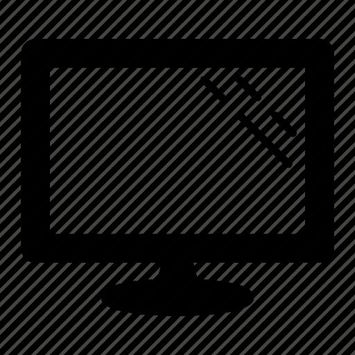 audio, flatscreen, media, multimedia, technology, video icon