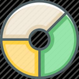 disc, disk, dvd, media, multimedia, storage icon