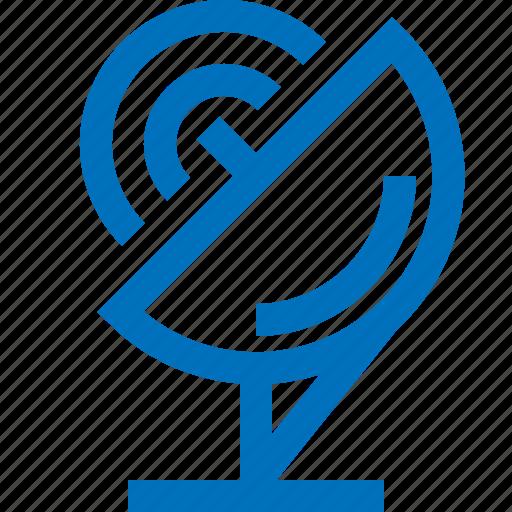 communication, internet, online, radar, satellite, signal, telecoms icon