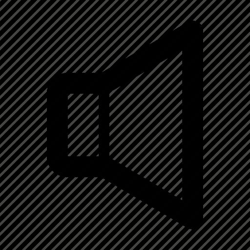 alert, hear, sound, volume icon