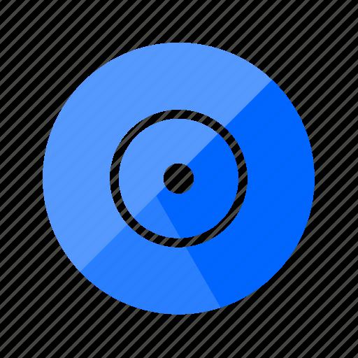 album, cd, disc, media, music, play, round icon