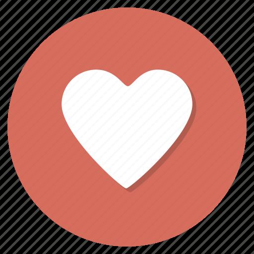 favourite, heart, love, valentine icon