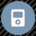 ipod, music, nano