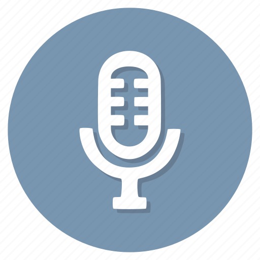 mic, microphone icon