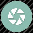 shutter, image, photo, picture icon
