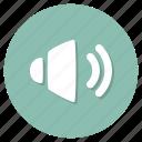 sound, media, music