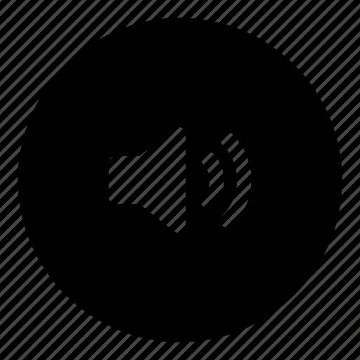 media, music, player, video, volume icon