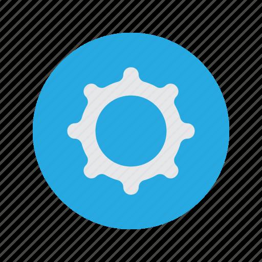 cog, details, gear, menu, settings icon