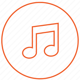 audio, media, music, player, playing, songs, video icon