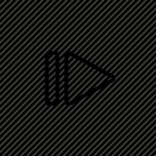 skip, skip button, skip icon, skip symbol icon