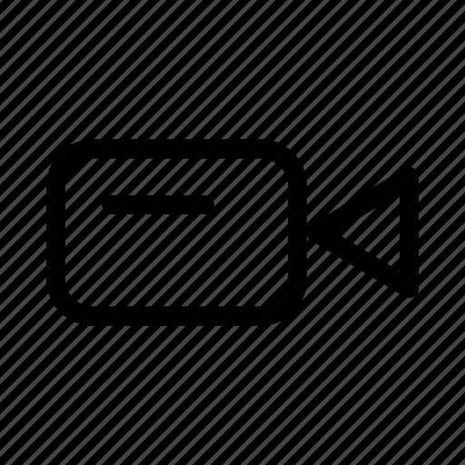 camera, electronics, hardware, media, multimedia icon