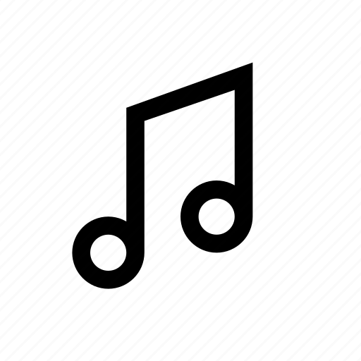 instrument, melodie, music, note icon