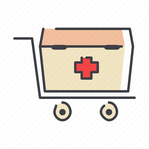 box, gift, lock, logistic, safe, security icon