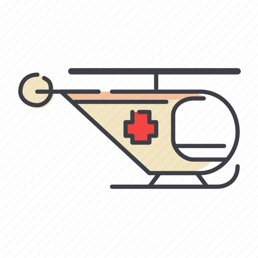 delivery, flight, helicopter, plane, transportation, travel icon